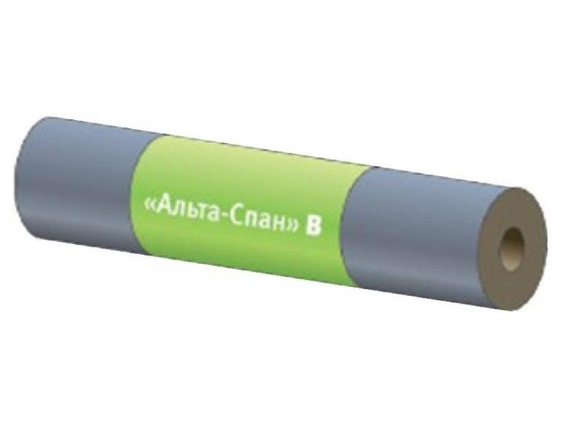 Двухслойная пароизоляция АЛЬТА-СПАН В (70м2)