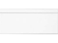 Вагонка ПВХ Белая 3 м