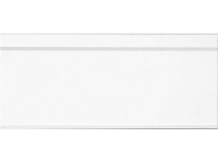 Вагонка ПВХ Белая 6 м