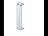 Заглушка торцевая (107х18 мм)