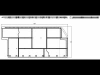 Фасадные Панели,Гранит, Хибинский