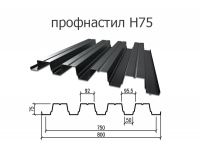 Профнастил Н-75